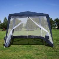 Садовый шатер AFM-1035NB Blue (3x3/2.4x2.4)
