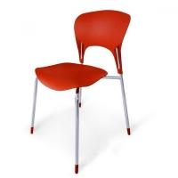 Стул пластиковый SHF-003-DR Red
