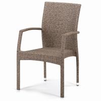 Плетеный стул Y379B-W56 Light brown