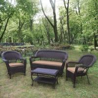 Комплект плетеной мебели LV130 Brown/Beige